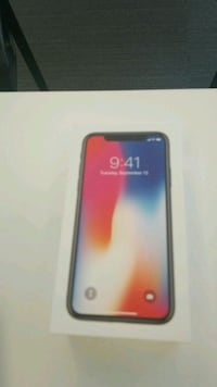 Iphone x unlocked  Stockton