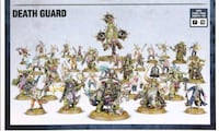 Warhammer 40k Dark Imperium Death Guard Fox Lake