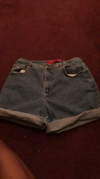 Vintage Mom Shorts Columbia