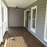 Deck painting  Sterling