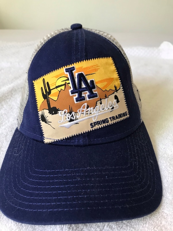 7df3f4537babca Used Blue Dodgers Spring Training Hat for sale in Lakewood - letgo