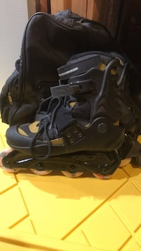 Size 8 Womens Roller Blades with carrying bag Lutherville Timonium, 21093