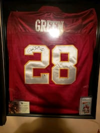 red and white NFL jersey Fredericksburg, 22407