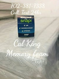 Mattress Cal King Queen $39 DOWN Las Vegas, 89109