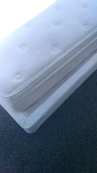 white and gray bed mattress Clayton, 27520
