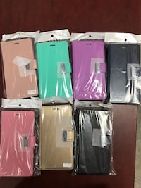 assorted color smartphone case lot