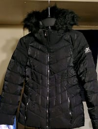 Black Women's Winter Jacket (Small) Washington, 20019