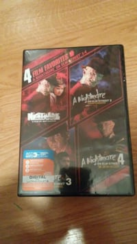 A Nightmare On Elm Street 1 - 4 Middle River
