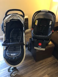 graco one click travel system