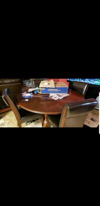 HEAVY table w/4 chairs Kennesaw, 30144