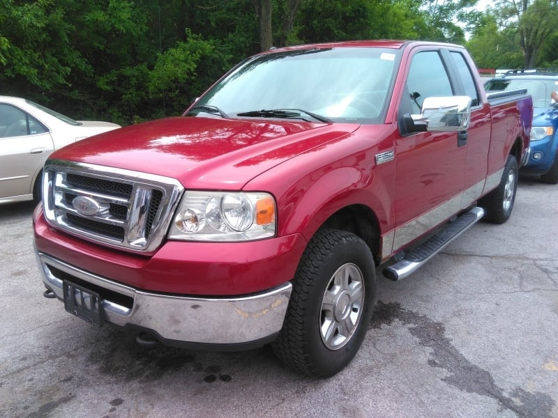 2008 FORD F-150 XLT *FR $499 DOWN GUARANTEED FINANCE 0