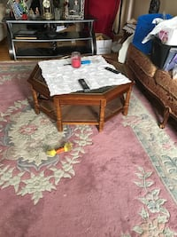 Two end tables and coffee table  Toronto, M4A 1M8