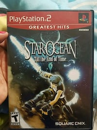 Starocean till the end of time PS2 Los Angeles