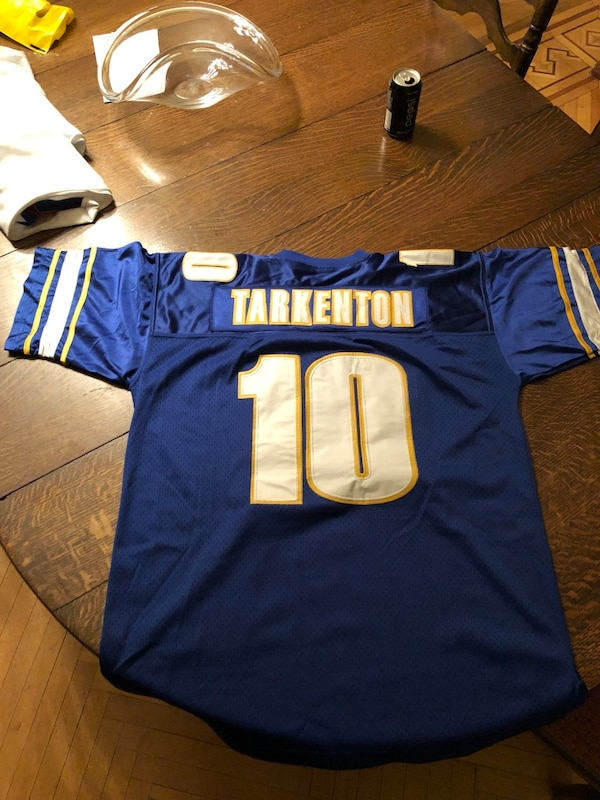 hot sales 8c559 6223e Used Fran Tarkenton Throwback for sale in Hoboken - letgo
