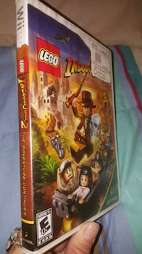 LEGO Indiana Jones 2  For the Wii system Destrehan, 70047
