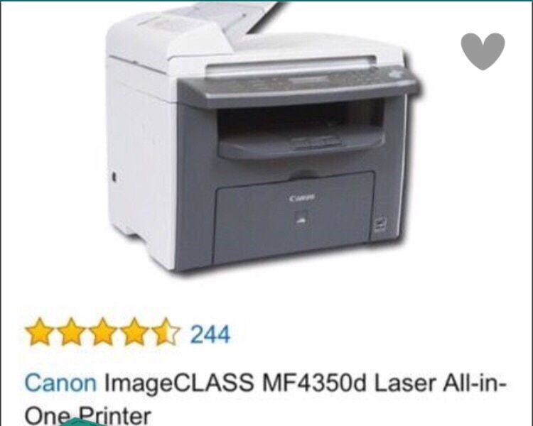 MF4350D PRINTER DRIVERS WINDOWS XP