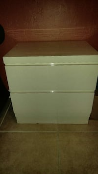 Cream Colored drawers