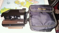 black and gray camera with bag Junction City, 97448