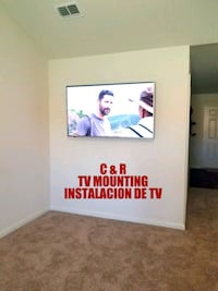 Tv mounting / tv mounts Dallas