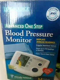 Advanced One Step Blood Pressure Moniter Midwest City, 73110
