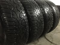 Continental Icecontact 4x4 Winter Tires