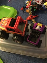 toy trucks Essex, 21221