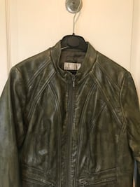 Women Leather jacket London, N6G 5N1