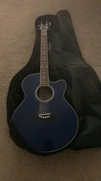 Oscar Schmidt OG08CE electric acoustic guitar 41 km