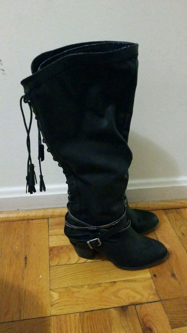 JELLYPOP boots (size 8.5)