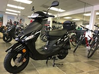 Used New Ice Bear Mini Max 50cc Motor Scooter for sale in