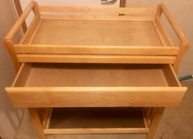 Vintage Baby Changing Table Great Condition