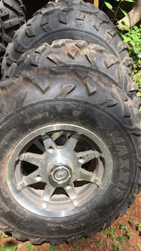 Atv tires and wheels Fayetteville, 30215