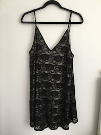 Black lace dress Richmond, V6V 2L6
