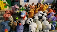 Little people animals @ clic klak used toy warehou Mississauga, L4X 2S3