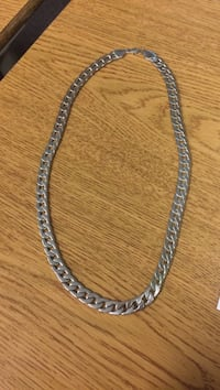 Silver Chain no clip (StainlessSteal) Fresno, 93727