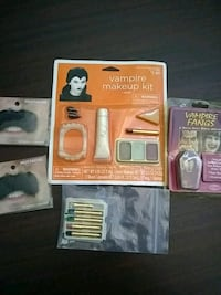 Vampire make up kit