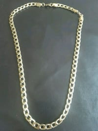 Gold clad neck chain. New Oakville, L6M 4T7