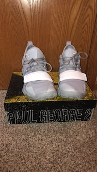 Size 10 Paul George 2.5 TB (Basketball) Sioux Falls, 57108