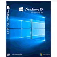 New windows 10 professional activated DVD  Toronto, M9L 2H8