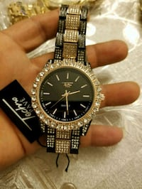 Men's Techno watches with stones  Norfolk, 23505