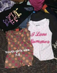 Girls youth size 7/8