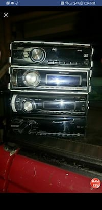 radios w aux & controlers.. and speakers Gaithersburg, 20886
