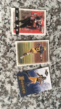 College football cards  Frederick, 21704
