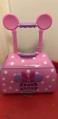 Minnie pet travel luggage  Surrey, V4N 0X3