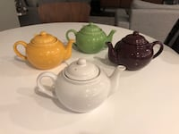 New Old Amsterdam 1701 2 cup tea pots with filter Burnaby, V5A 2S1