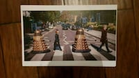 Doctor Who Abbey road poster Keizer, 97303