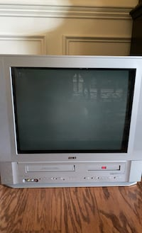 AKAI TV with VHS abd DVD Middletown, 21769