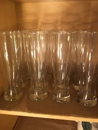 clear drinking glasses Maple Grove, 55311