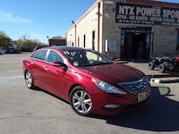 Hyundai - Sonata - 2011 Dallas, 75229