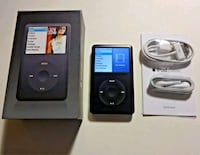 New 80 GB iPod Plymouth
